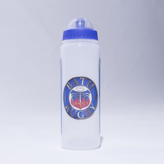 Bath Rugby Sports Cap Logo Bottle