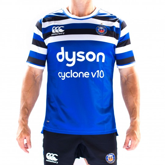 Bath Rugby Canterbury Home Shirt 2018/19