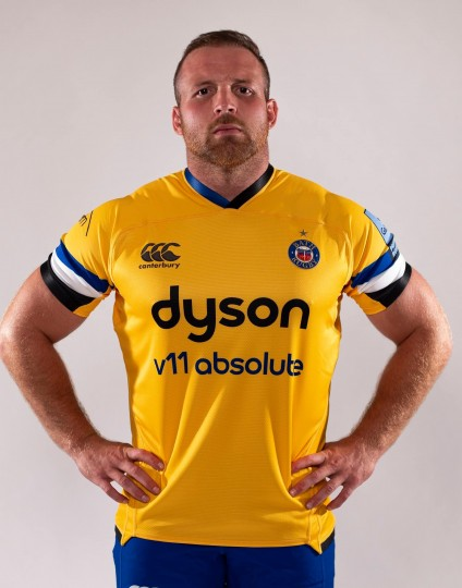 Bath Rugby Canterbury Away Shirt 19/20