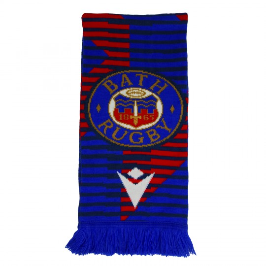 Bath Rugby Double Layered Scarf 2020/21