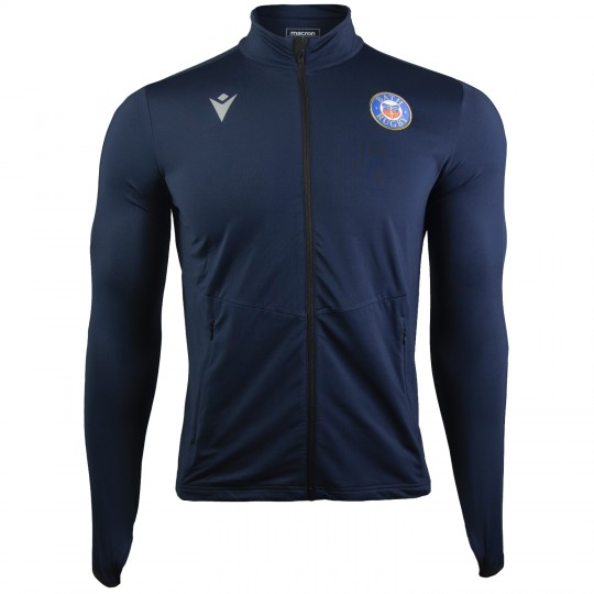 Bath Rugby Running Top Full Zip 2020/21