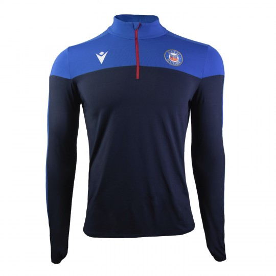 Bath Rugby Training Top 1/4 Zip 2020/21 - Junior