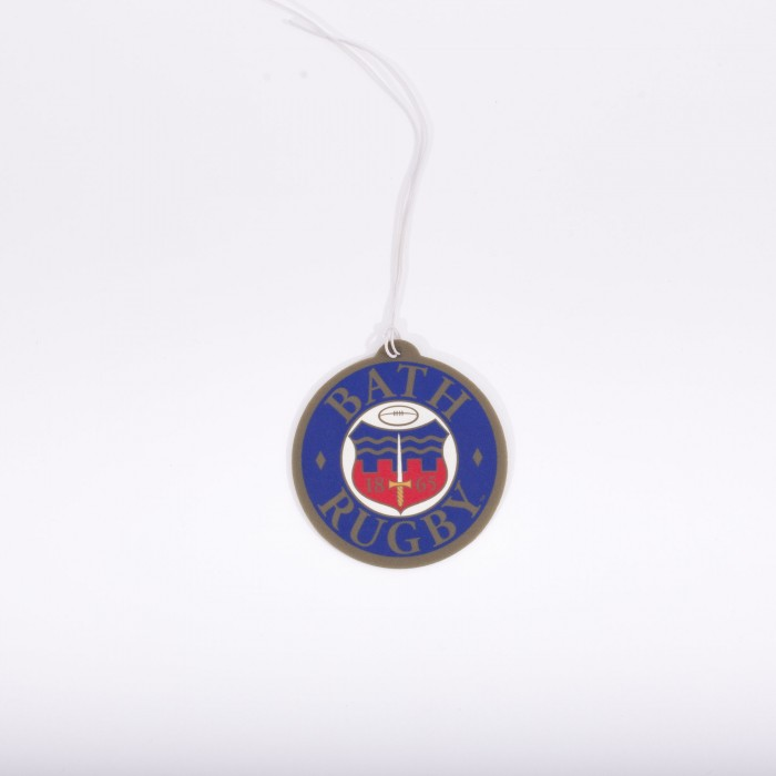 Bath Rugby Car Air Freshener
