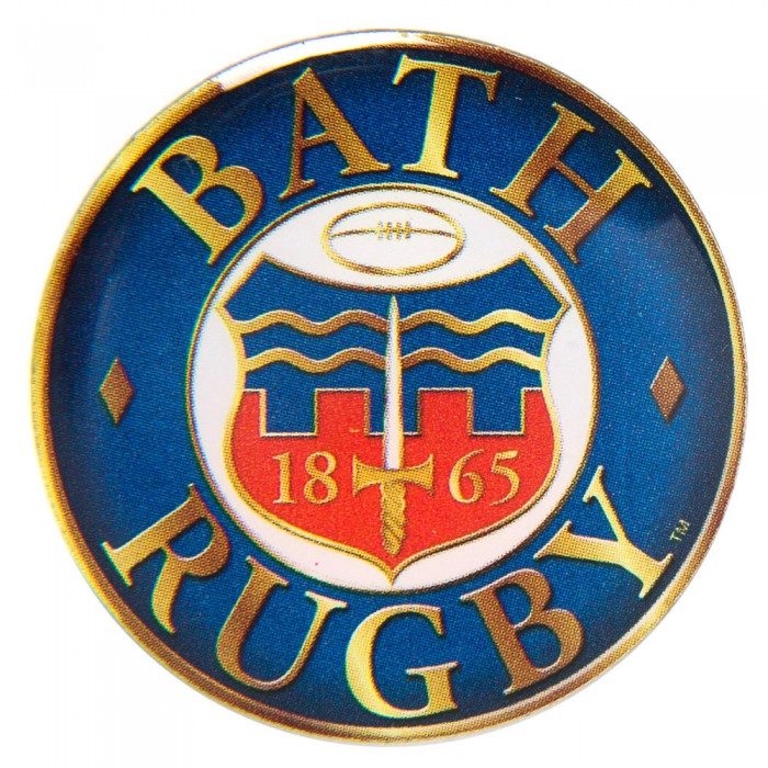 Bath Rugby Logo Pin Badge
