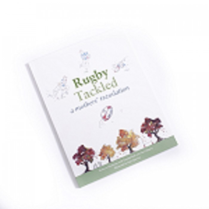 Rugby Tackled Book
