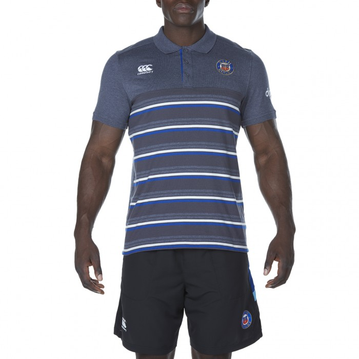 Cant Stripe Training Polo 1718
