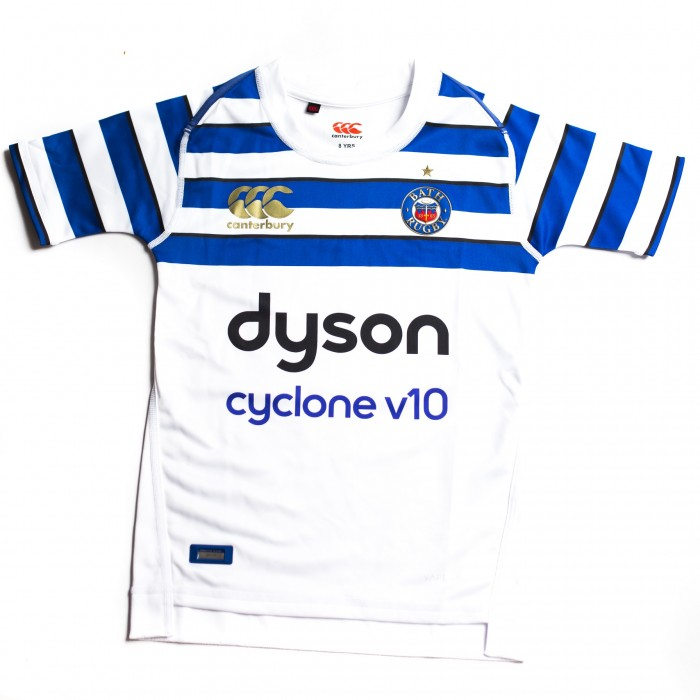 Junior Away Shirt 18/19