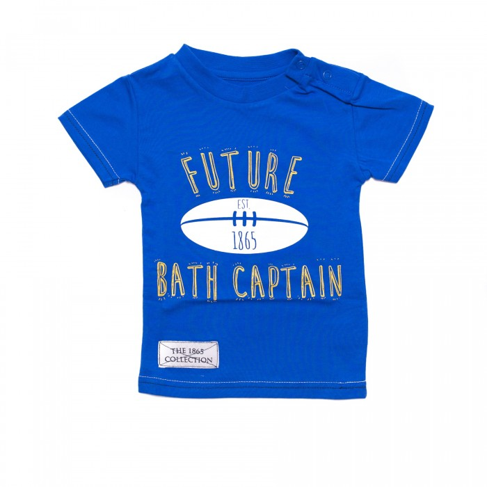 Bath Rugby Infant Future Captain Tee