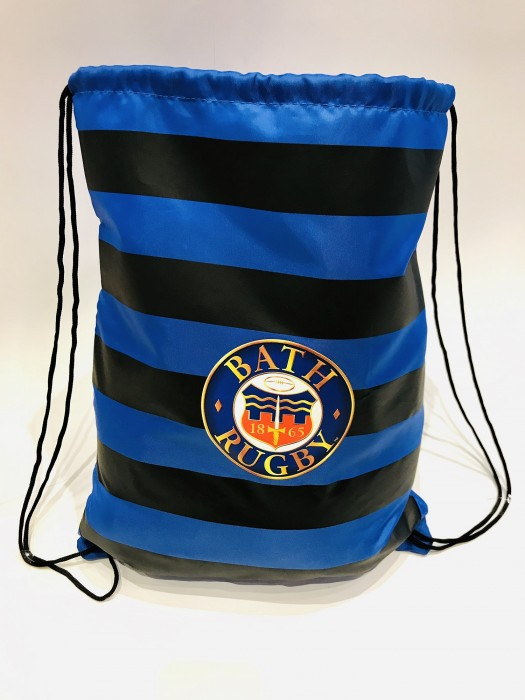 Bath Rugby Drawstring Bag