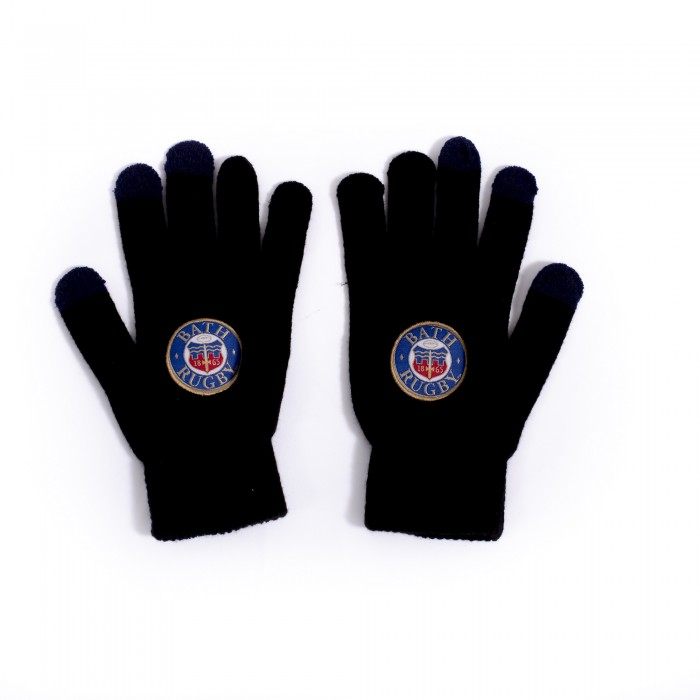 Junior Bath Rugby iPhone Gloves