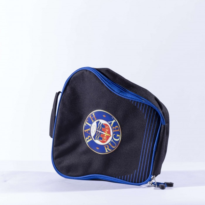 Bath Rugby Pro Tech Lunch Bag - Black