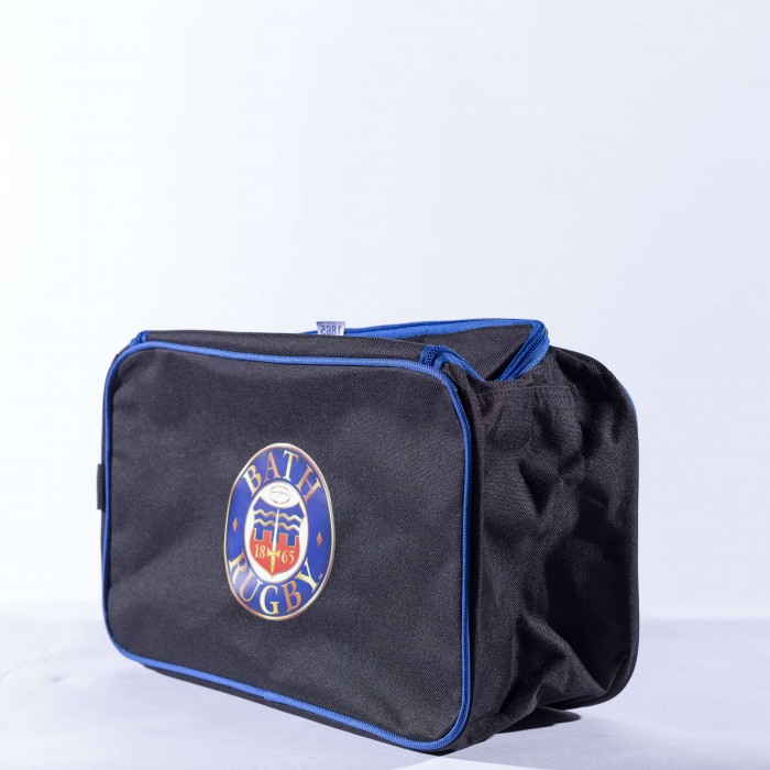 Bath Rugby Pro Tech Boot Bag - Black
