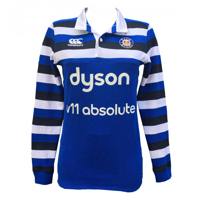 Womens Bath Rugby Canterbury Home Shirt 19/20