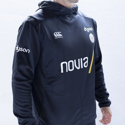 Bath Rugby Pro Training Hoody 19/20