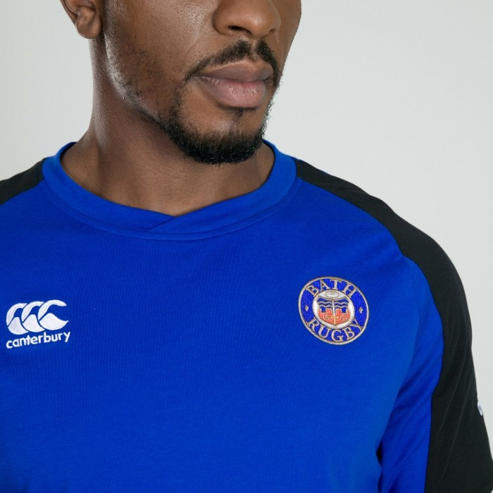 Bath Rugby Cotton Training Tee 19/20