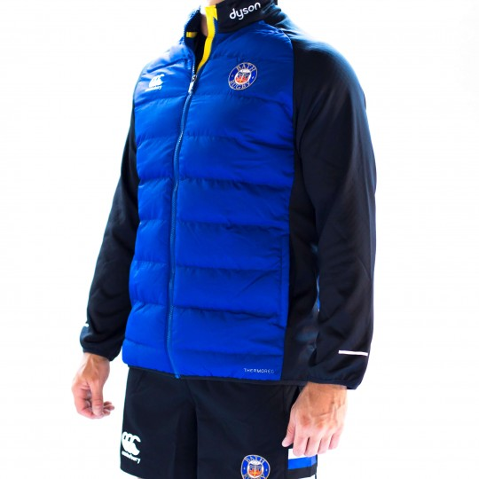 Bath Rugby Canterbury All Seasons Puffer Jacket