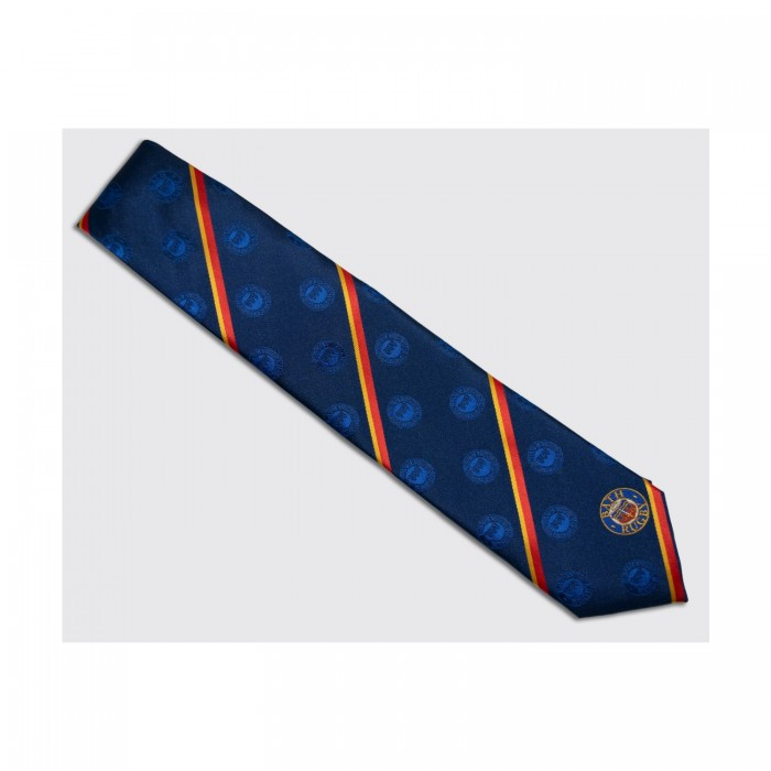 Bath Rugby Red Stripe Tie