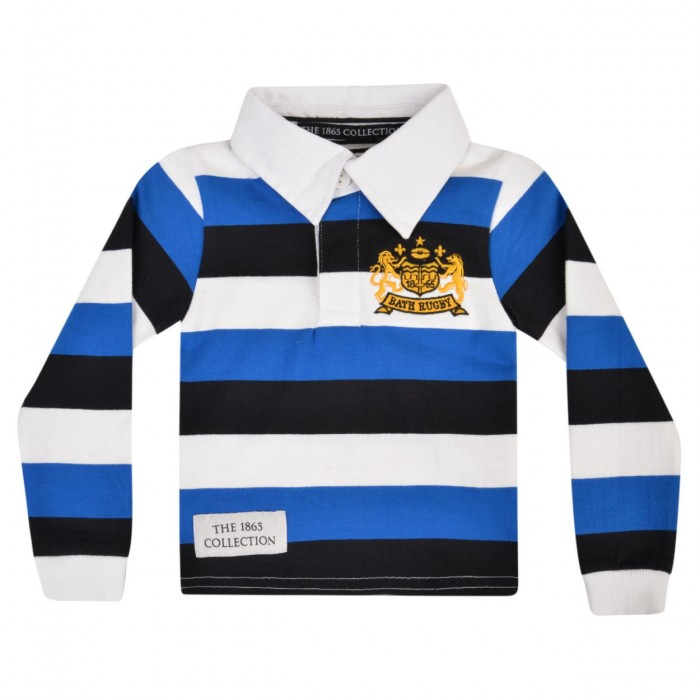 Baby Bath Rugby 1865 Striped Rugger