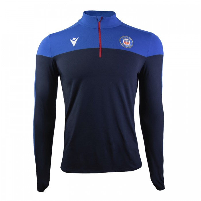Bath Rugby Training Top 1/4 Zip 2020/21