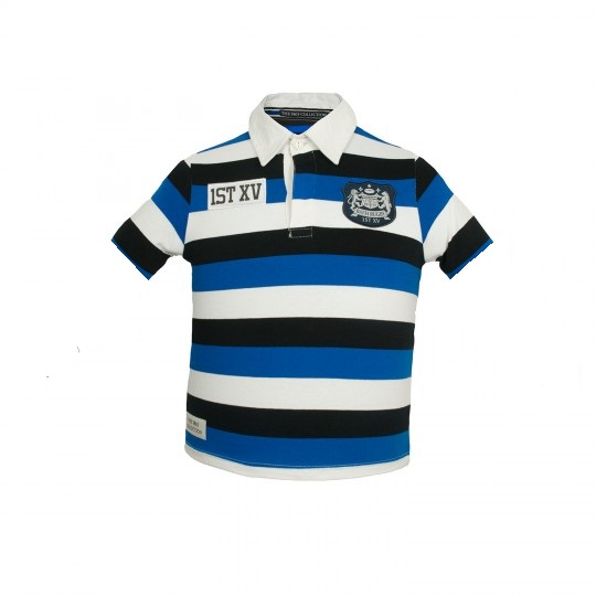 Bath Rugby Infant Hooped Classic Rugger