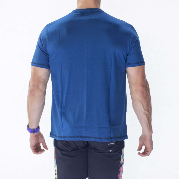 Bath Rugby 1865 Running Tee - Navy