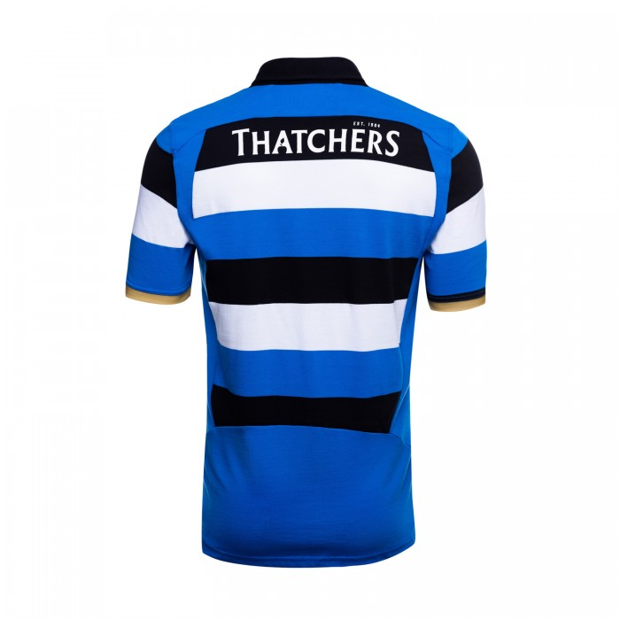 Bath Rugby Cotton Short-sleeved Home Shirt 2020/21